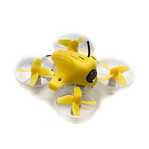 Cheap Blade BLH8580G Inductrix FPV Bnf Micro Quadcopter with Safe Tech, 25Mw FPV Camera, Battery & Charger, Yellow