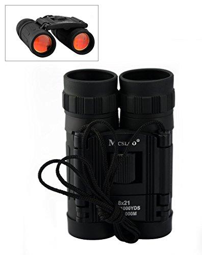 Welltop® 8x21 Binoculars Focusin...