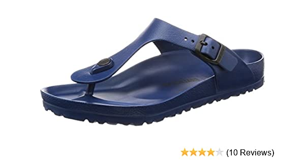 f6c801c57fdc2 Amazon.com | Birkenstock Essentials Unisex Gizeh EVA Sandals Navy 41 ...