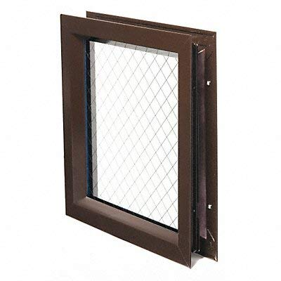 Lite Kit with Glass, 5inx35in, Dark Bronze