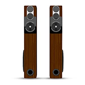 Germany's Blaupunkt TS200 200Watts Bluetooth Tower Speakers with HDMI/AUX/USB & Mic for Karaoke (Brown)