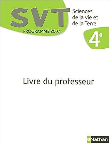svt 4e prof 2007