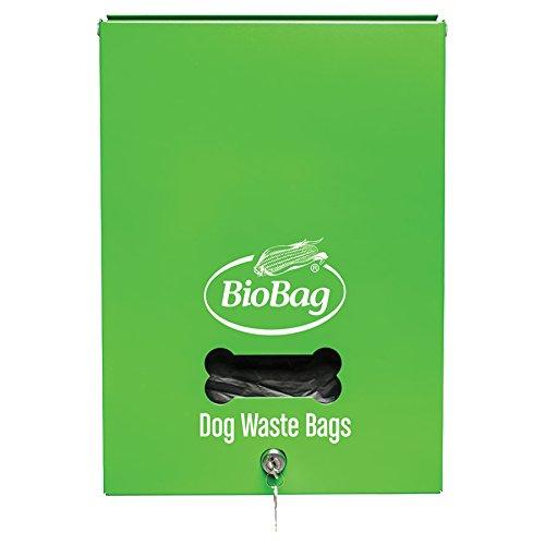 dog bag dispenser for wall - 3