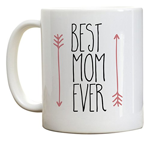 Best Mom Ever Coffee Cup