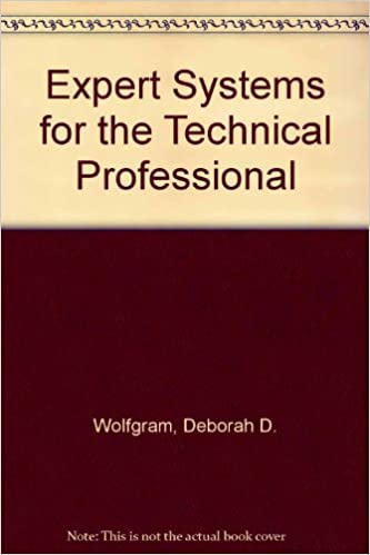 Book Expert Systems for the Technical Professional