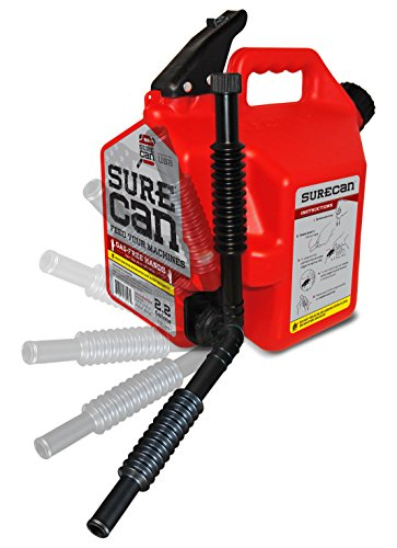 spill proof gas can - 6