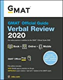 img - for GMAT Official Guide 2020 Verbal Review: Book + Online book / textbook / text book