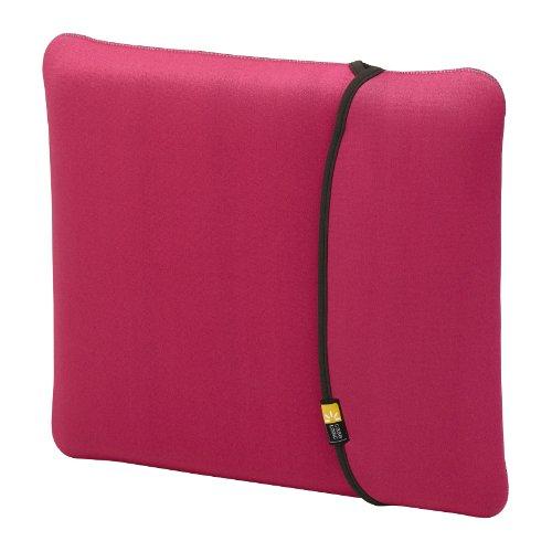 Case Logic Notebook-Hülle XNS15P, Neopren, pink/braun, 40,6 cm (16 Zoll)