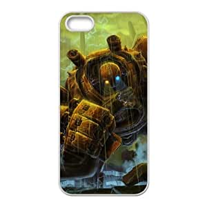 Blitzcrank iPhone 5 5s Cell Phone Case White 82You423615