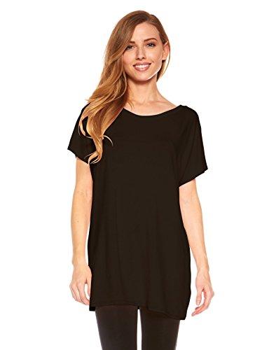 Buy navy dress and black leggings - 9