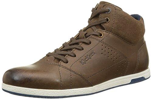 Basse Sneaker marrone Barracuda Sneaker Uomo Basse marrone Kickers Sneaker Kickers Barracuda Kickers Uomo Barracuda qpH4P