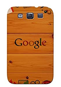 Defender Case For Galaxy S3, Google Pattern, Nice Case For Lover's Gift