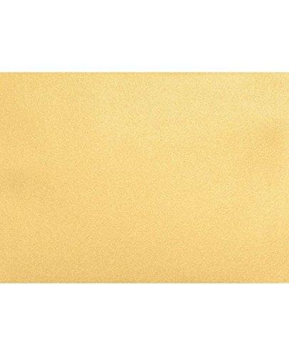 A6 Flat Card (4 5/8 x 6 1/4) - Gold Metallic (250 Qty.)