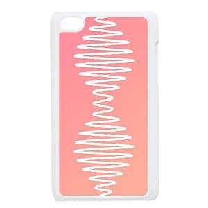 Arctic Monkeys iPod Touch 4 Case White DIY Gift zhm004_0435292