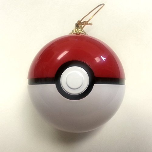 Pokéball Christmas Tree (Pokemon Christmas Ornaments)