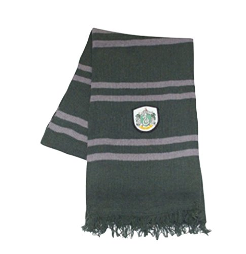 Harry Potter Slytherin Patch Knit Scarf