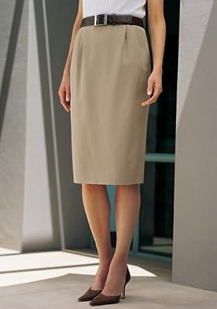 Austin Reed Burton Skirt Women S Petites Brown Amazon Co Uk Clothing