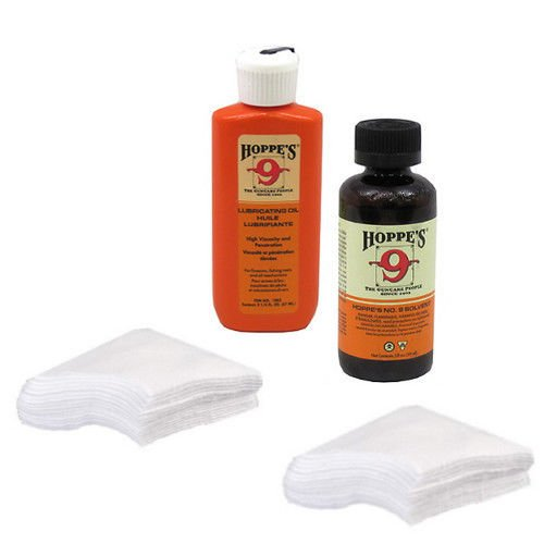 Cleaner Lubricating Patches Caliber Handguns product image