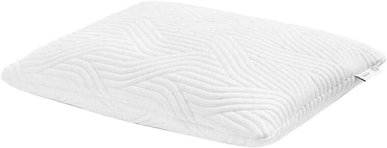 TEMPUR Comfort Soft 40x80cm - Almohada Suave con Funda Cooltouch