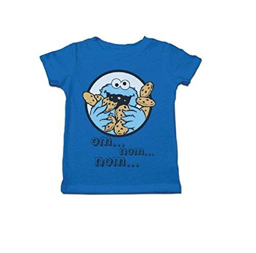 Cookie Monster Toddler Royal T Shirt