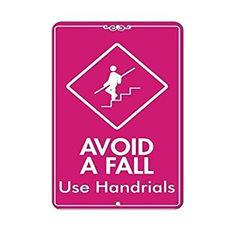 SIGNCHAT Safety Sign 12x16 inches Wall Art Decorative Signs Children Must Be Accompanied By An Adult Pool Signs Metal Warning Signs Hazard Novelty Safety Caution Noitce Sign for House Wall Decor