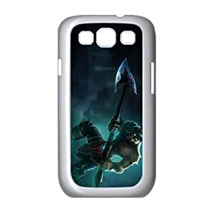 Samsung Galaxy S3 9300 Cell Phone Case White League of Legends Dreadknight Nasus LWY3593238KSL