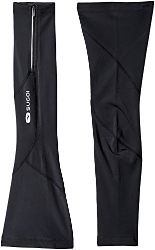 SUGOi Midzero Leg Warmer, Black, Medium