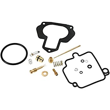 carbman carburetor rebuild kit carb repair for yamaha atv yfm350x yfm 350x warrior  350 88-04 (1988 1989 1990 1991 1992 1993 1994 1995 1996 1997 1998 1999