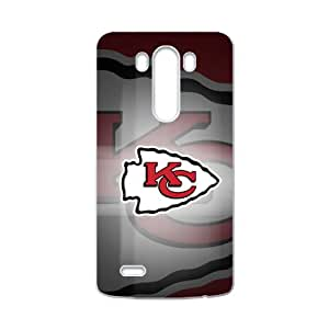 YYYT Kansas City Chiefs Cell Phone Case for LG G3