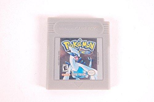 (Pokemon Silver Version - New Save Battery (Certified Refurbished))