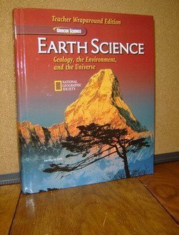 Earth Science: Geology, the Environment, and the Universe, Teacher Wraparound Edition pdf epub