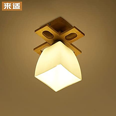 BCC Simple lámpara de techo sala de estar días Linternas a ...