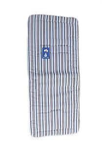 Colchoneta Silla Paseo Universal Recta -Rayas Color Azul ...