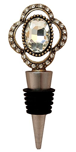 All For Giving Vintage Cameo Wine Bottle Stopper