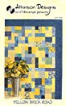 Atkinson Designs Patterns Yellow Brick Road