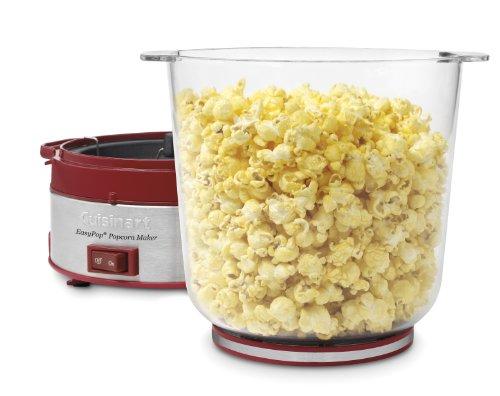 Cuisinart CPM-700 EasyPop Popcorn Maker, Red by Cuisinart (Image #3)