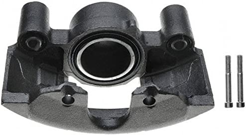 ACDelco 18FR780 Professional Front Passenger Side Disc Brake Caliper Assembly without Pads Friction Ready Non-Coated Remanufactured