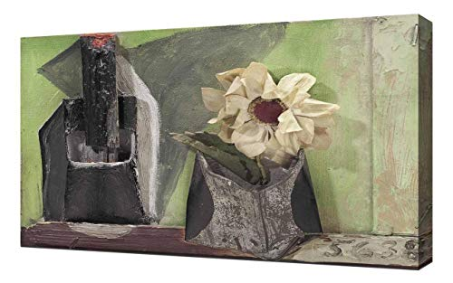Pablo Picasso Nature Morte A La Fleur - Canvas Art Print - Wall Art - Canvas -