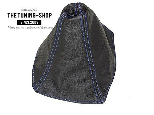 [해외]PONTIAC GTO 2004-2006 용 SHIFT BOOT BLACK 순수 가죽 블루 스티칭/FOR PONTIAC GTO 2004-2006 SHIFT BOOT BLACK GENUINE LEATHER BLUE STI