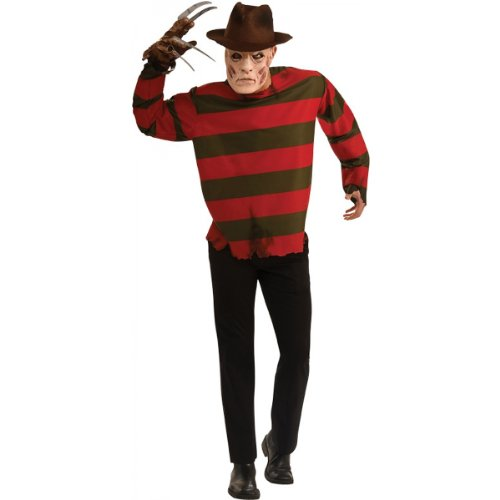 Rubie's Costume Co H/S Freddy-Gt -