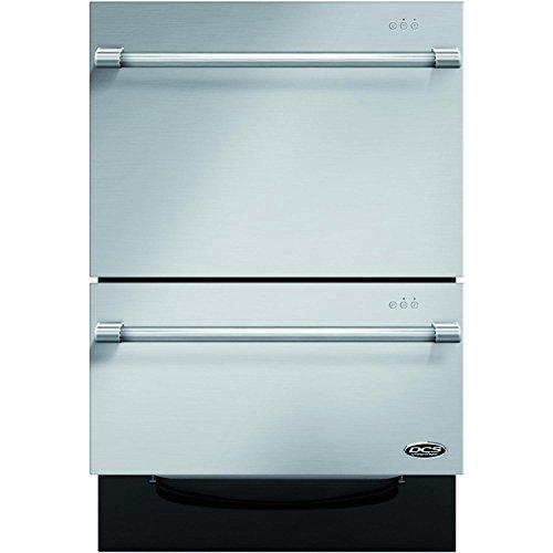 DCS DD24DVT7 Semi-Integrated Dishwasher
