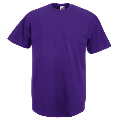 Fruit of the Loom Men's Short Sleeve T-Shirt