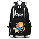 Best Legend Laptop Backpacks - Gumstyle The Legend of Zelda Game Cosplay Casual Review