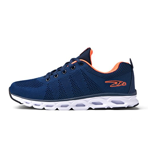 Anti Blue For M Outdoor slip Men Lightweight Shoes D Breathable US Sneaker Running Cushioning 5 8 HwpIqCH