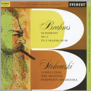 BRAHMS: SYM. NO3 IN F MAJOR OP.90/BARTOK: CONCERTO FOR ORCHESTRA