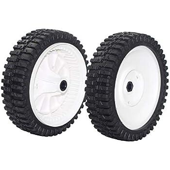 Outdoors & Spares Mower Front Drive Wheels Replace 180773,Craftsman Poulan Husqvarna XT500 XT600