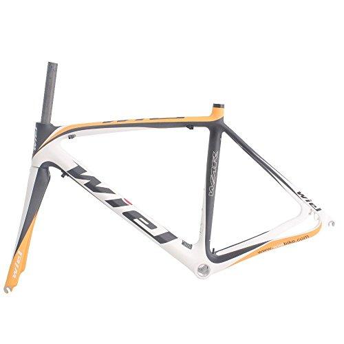 Wiel Carbon Fiber Bicycle Frameset product image