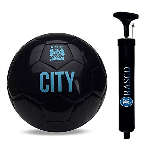 RASCO Combo City Rubber Football, Size 5,  Multicolour