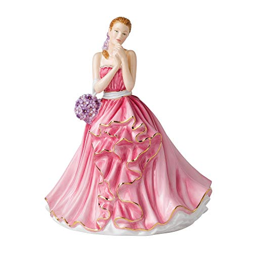 Royal Doulton Traditional Rebecca Figurine, 8.7