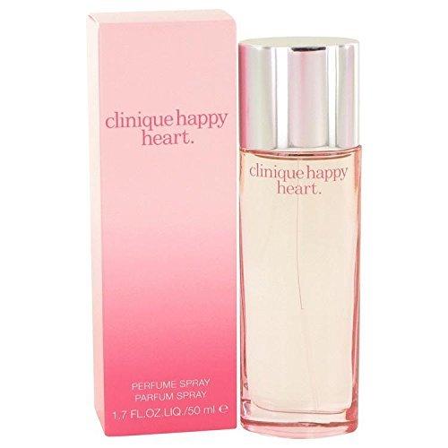 Happy Heart by Clinique Eau De Parfum Spray 1.7 oz for Women - 100% Authentic